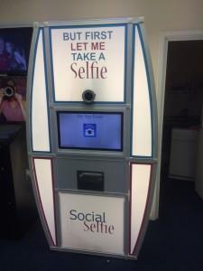 selfie pod 1